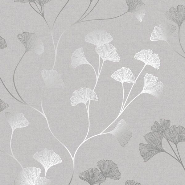 12700 Glistening Ginkgo Grey_Silver Product