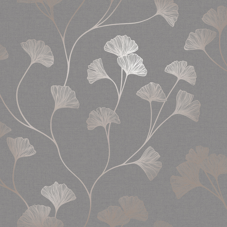 12702 Glistening Ginkgo Rosegold_Grey Product