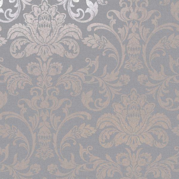 12712 Glistening Damask Rosegold_Grey Product1