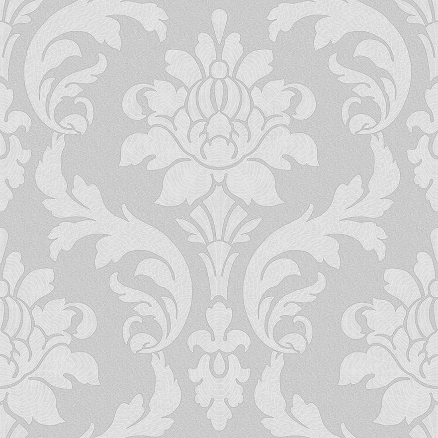 35600 Holden Decor Grazia Grey//Silver Wallpaper
