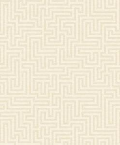 Labyrinth Cream Holden Decor