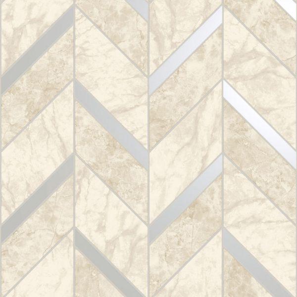 89341 Carrara Tile Cream_Silver Product