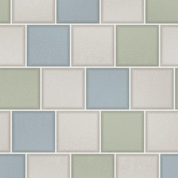 89352 Glass Tile Blue_ Green