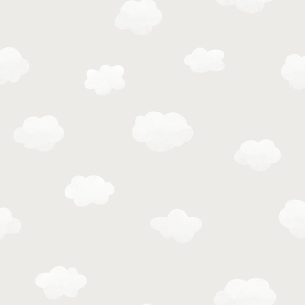 90990 Cloudy Sky Grey