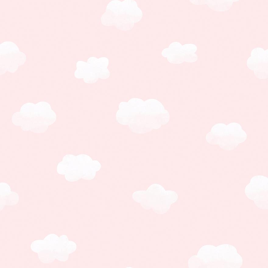 90992 Cloudy sky pink