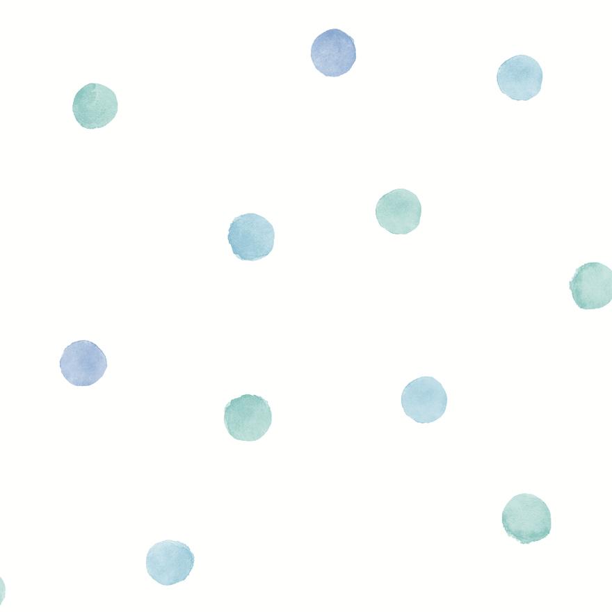 91001-Watercolour-dot-blue-teal