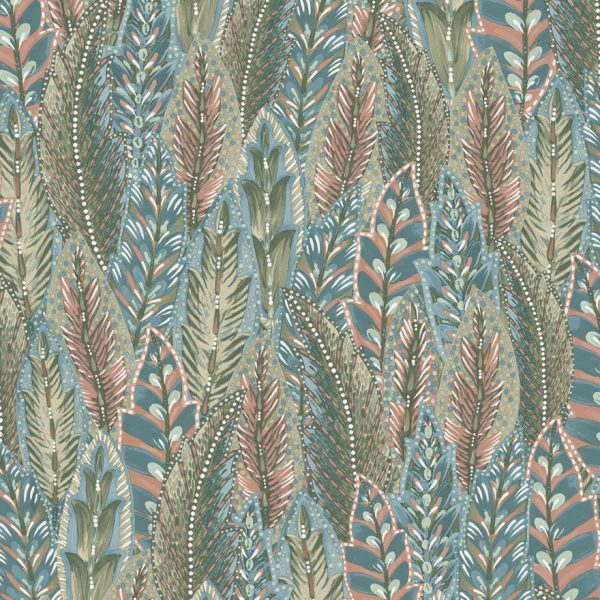 91302 Amherst Coral_Blue Product