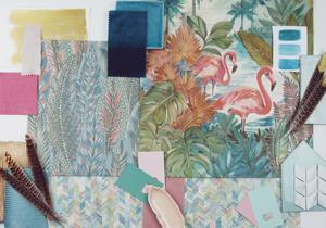 Choose wallpaper by colour