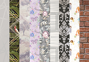 Choose wallpaper by style